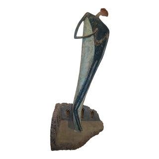 1990s Robin Grebe Daphane Sculpture For Sale