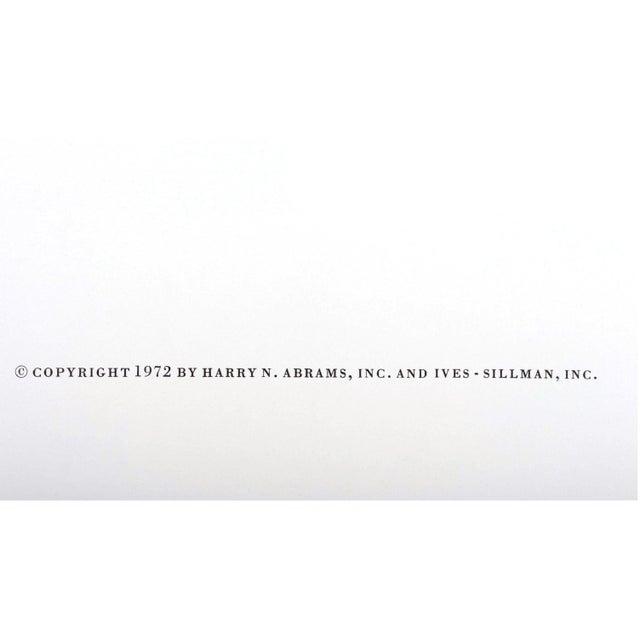 Josef Albers Josef Albers Silk Screen For Sale - Image 4 of 6