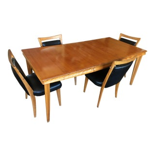 Russell Wright Heywood Wakefield Dining Set For Sale