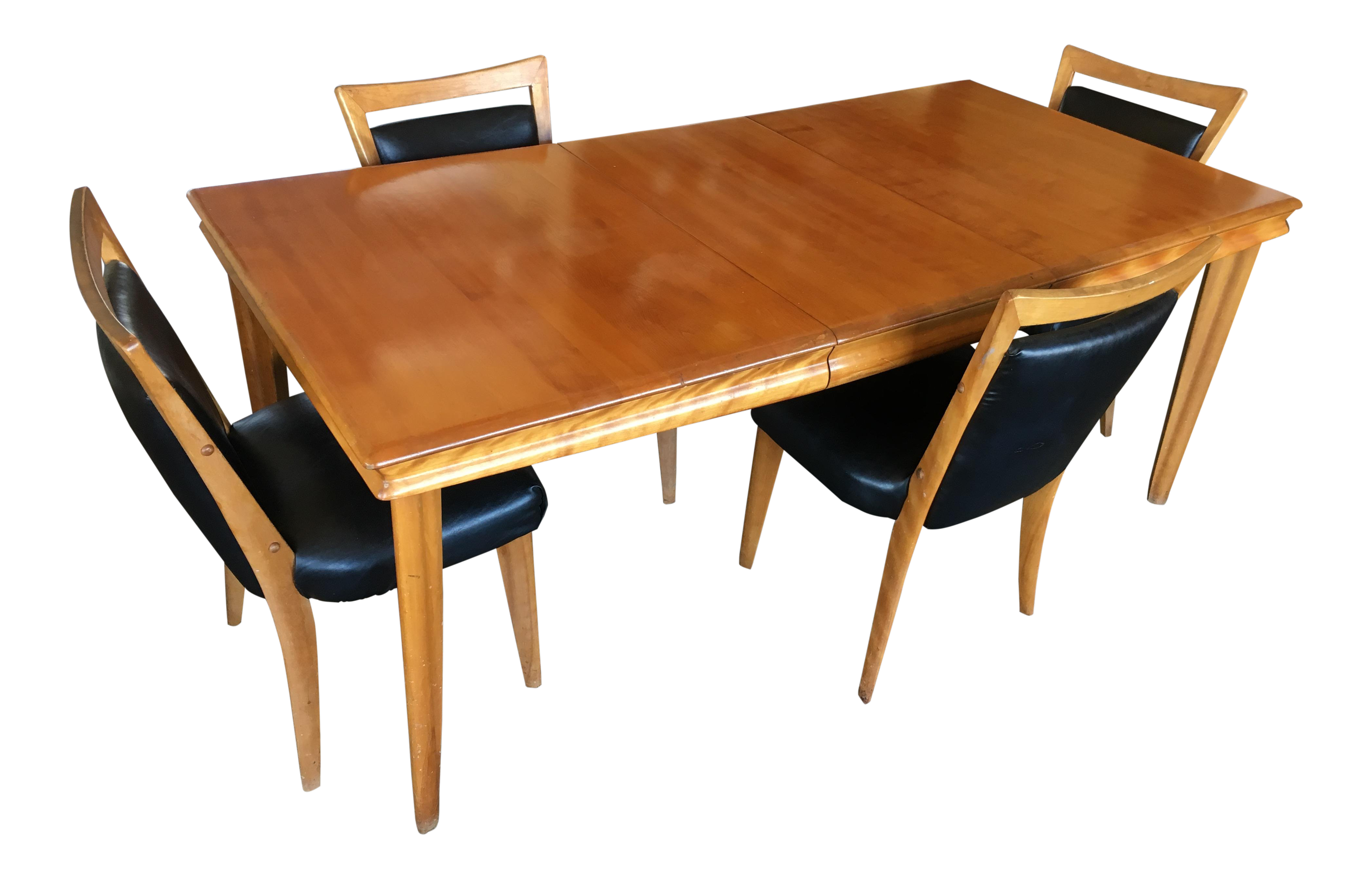 Incroyable Russell Wright Heywood Wakefield Dining Set