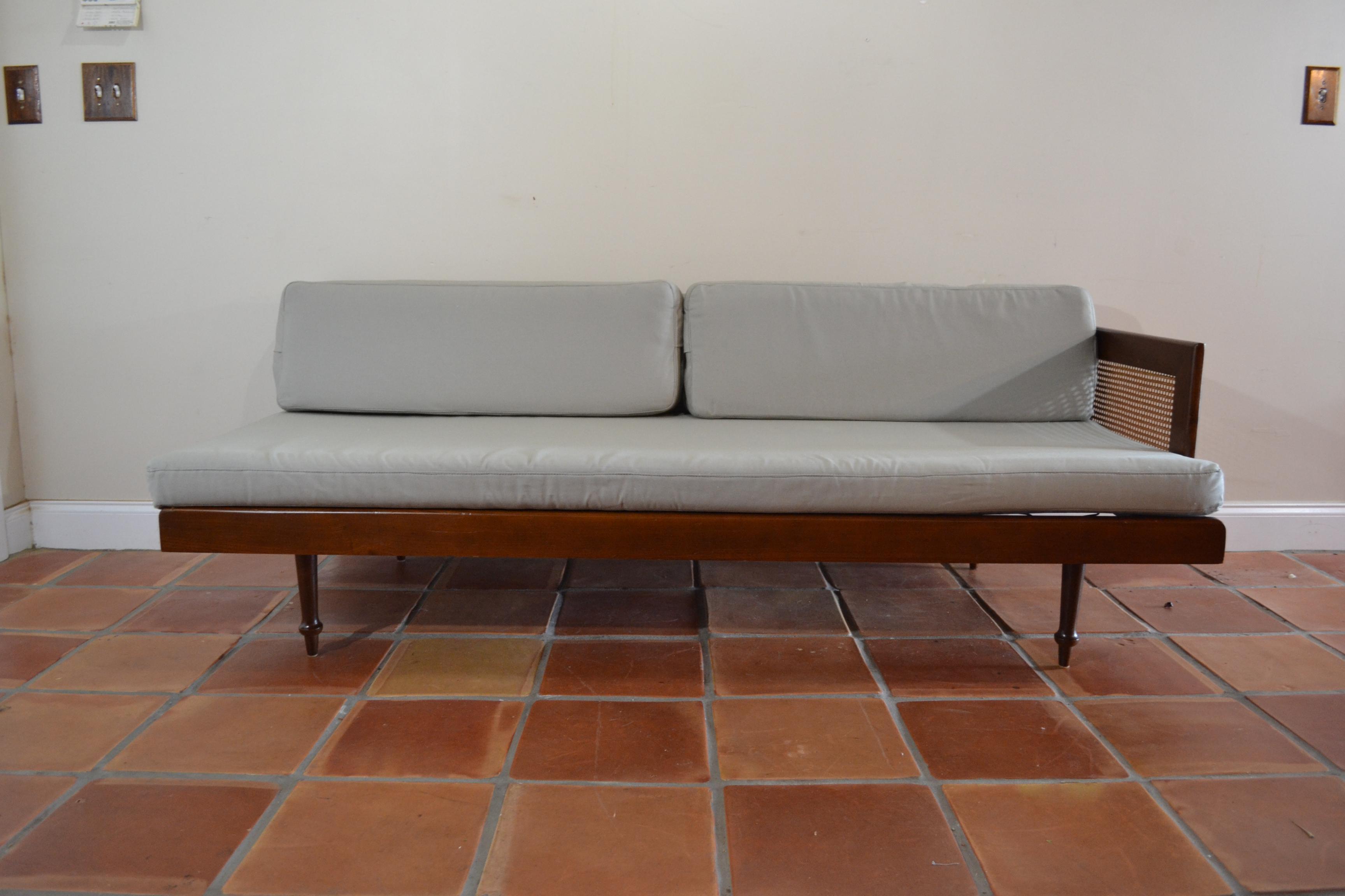 Mid Century Modern Daybed Sleeper Sofa Chairish