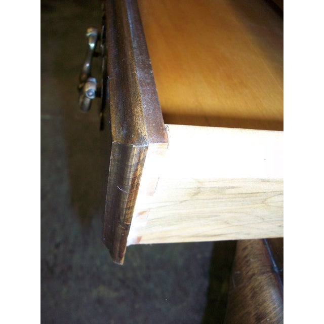 Harden Queen Anne Style Sofa Table Console - Image 10 of 10