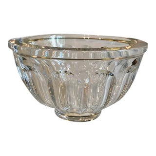 Orrefors Crystal San Michele Bowl