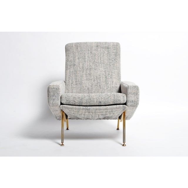 Contemporary French Airborne Edition Armchairs by Pierre Guariche - a Pair For Sale - Image 3 of 13
