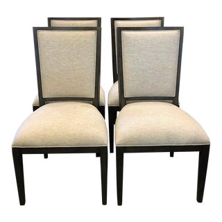 Fine Furniture Design Dining Chairs - Set of 4 For Sale