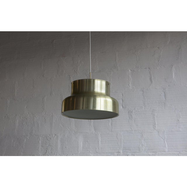 Brass Bumling Pendant Lamp - Image 3 of 5