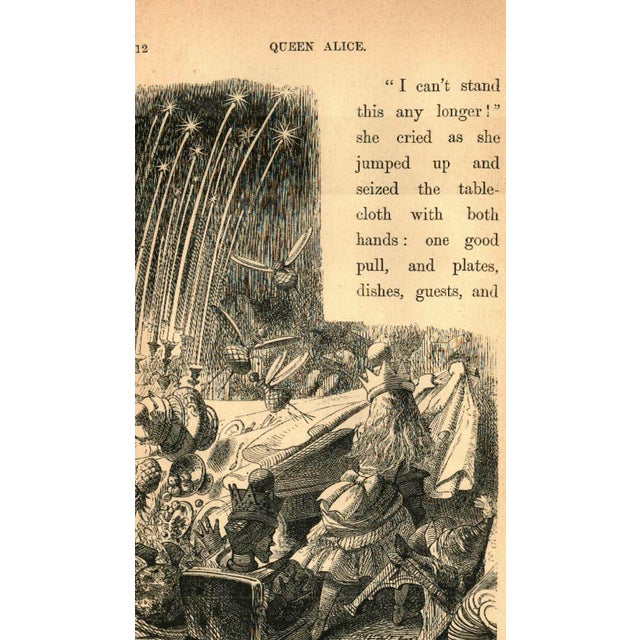 Through The Looking-Glass, First Edition - Image 4 of 4