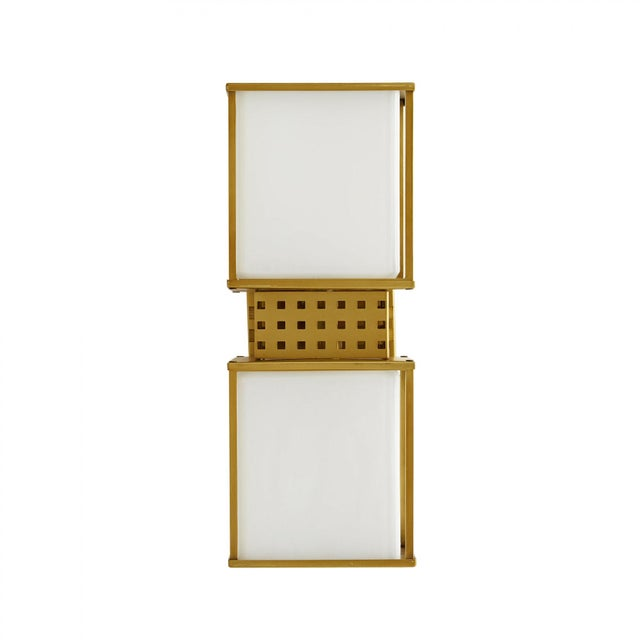 Gold Celerie Kemble for Arteriors Bisger Sconce For Sale - Image 8 of 8