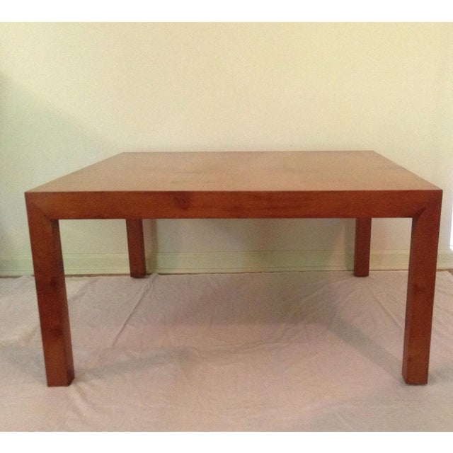 Mid Century Modern Dunbar Coffee Table 1960s For Sale - Image 6 of 6