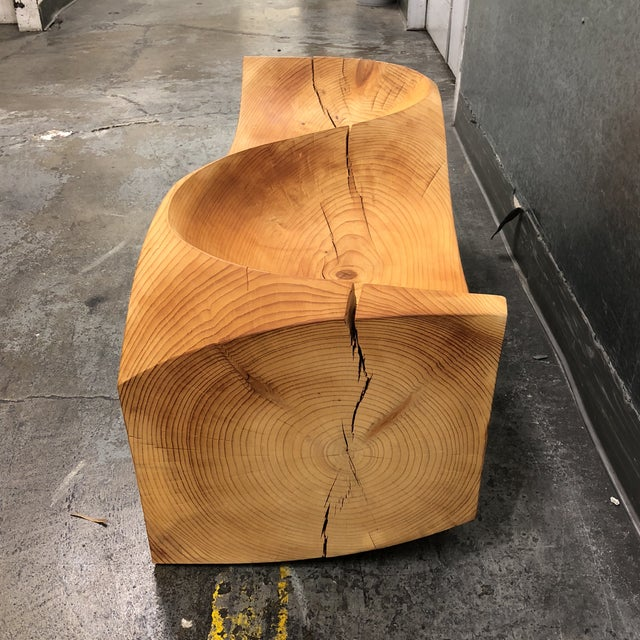 Cedar Loveseat by Jake Phipps for Riva1920 For Sale - Image 13 of 13