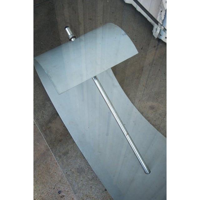 1970s 1970s Modern Abstract Sculptural Coffee Table For Sale - Image 5 of 12