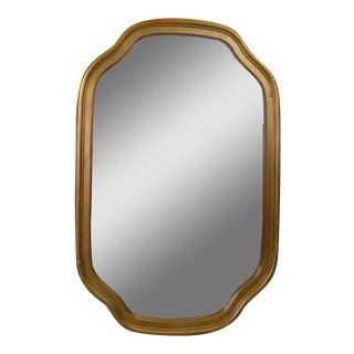 Mid Century Gilded Mirror