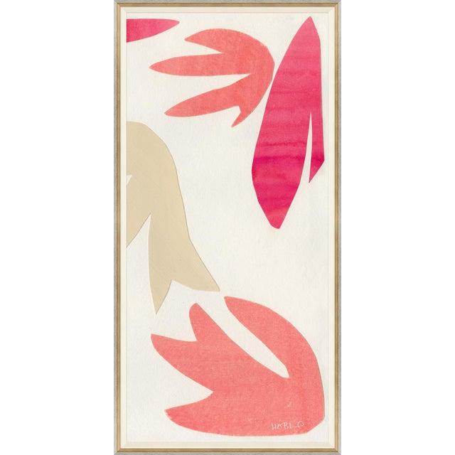 Spring Fling I, II & III Framed Art Prints - Set of 3 For Sale - Image 4 of 5