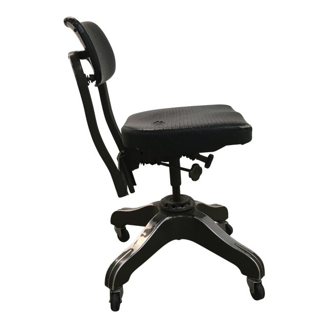 Excellent Goodform For General Fireproofing Tanker Desk Chair Gmtry Best Dining Table And Chair Ideas Images Gmtryco