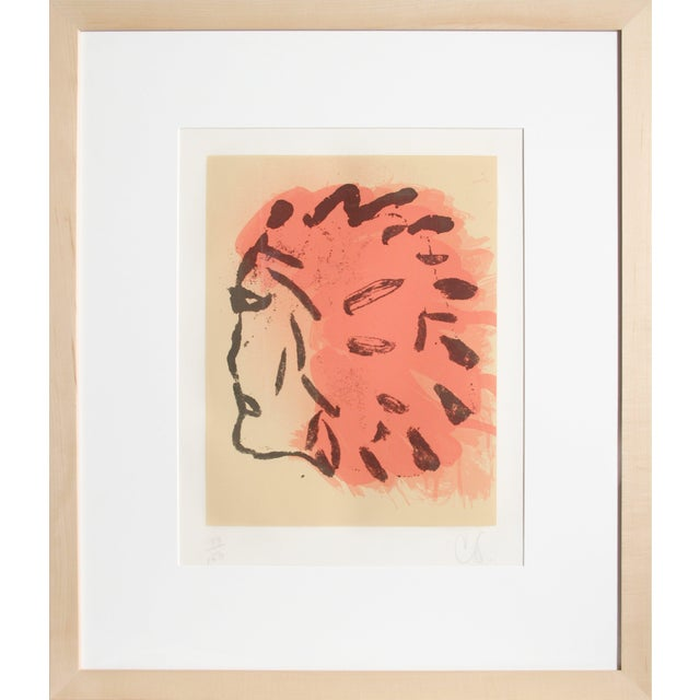 1970s Claes Oldenburg, Indian Head from Peace Portfolio, 1972 For Sale - Image 5 of 5