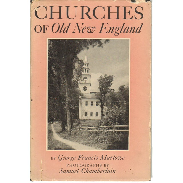 Churches of Old New England - Image 1 of 3