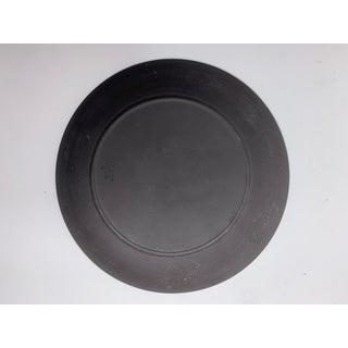 """Mother"" Black Basalt Wedgwood Decorative Plate Preview"