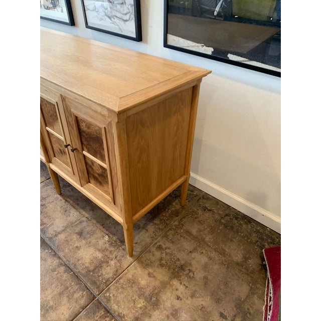 Mid-Century Modern Mid-Century Walnut Sideboard by Tomlinson For Sale - Image 3 of 9