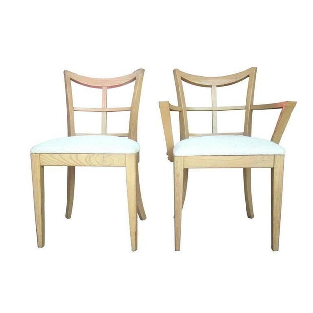 Paul Frankl Dining Chairs - Set of 10 - Image 4 of 8