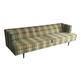 Edward Wormley for Dunbar Even Arm Sofa For Sale