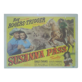 1949 Roy Rogers & Trigger Lobby Cards - Set of 8 For Sale