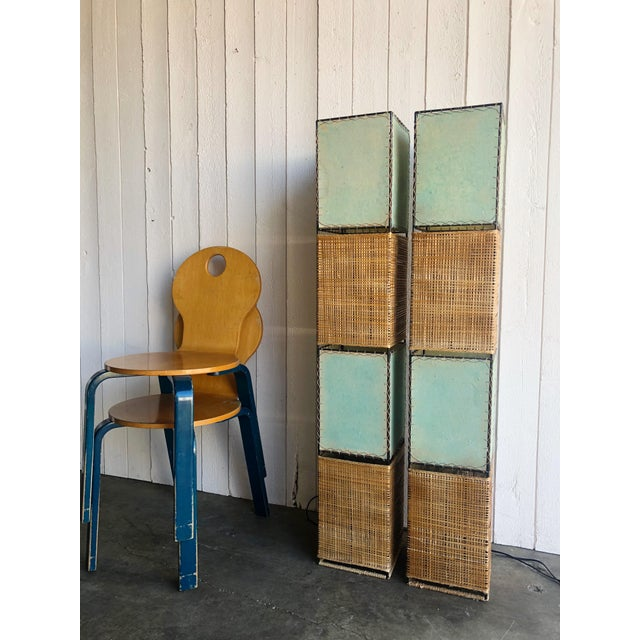 Two Tone Dining Chairs by Thonet- Set of 4 For Sale - Image 12 of 13