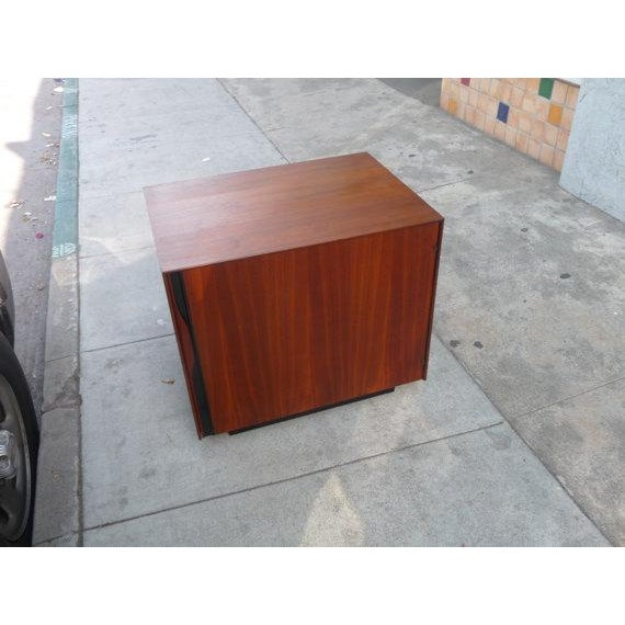 John Kapel Mid-Century Nightstands - A Pair For Sale - Image 5 of 5