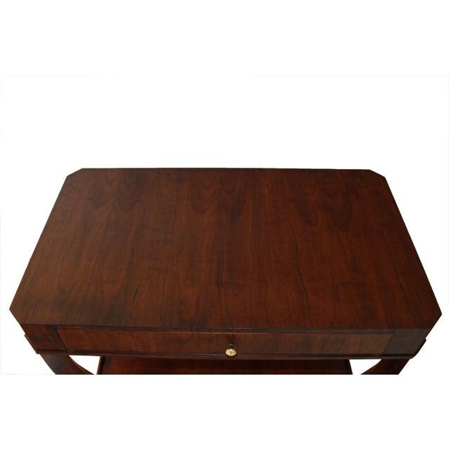 Niermann Weeks Saint Cloud Tables - a Pair For Sale In New York - Image 6 of 12