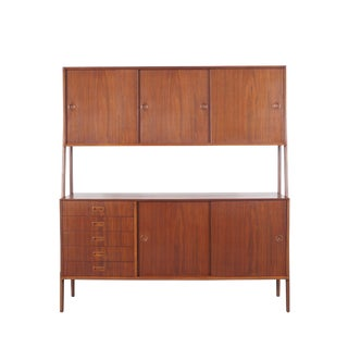 Danish Modern Sideboard by Gunni Omann For Sale