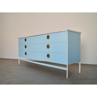 Mid-Century Modern Vista of California Dresser Preview