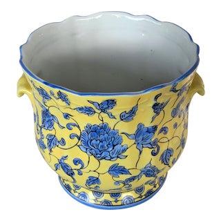 Vintage Japanese Cachepot For Sale