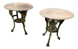 Image of Cabin Accent Tables