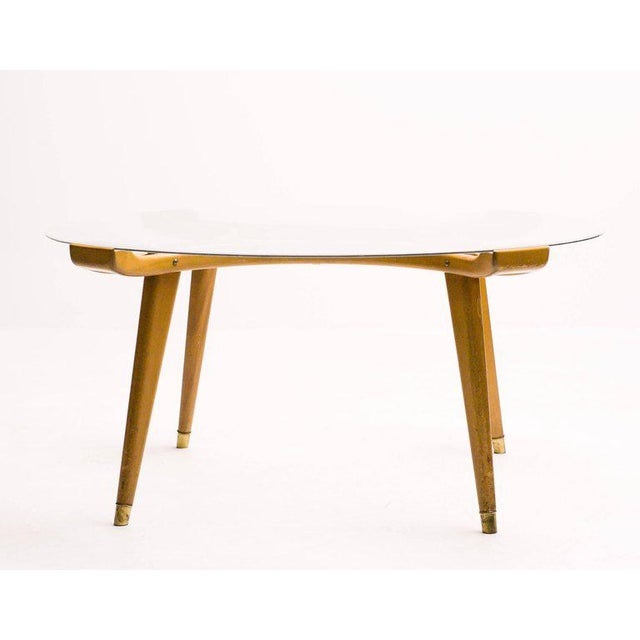 Fristho Coffee Table in Walnut by William Watting for Fristho For Sale - Image 4 of 7