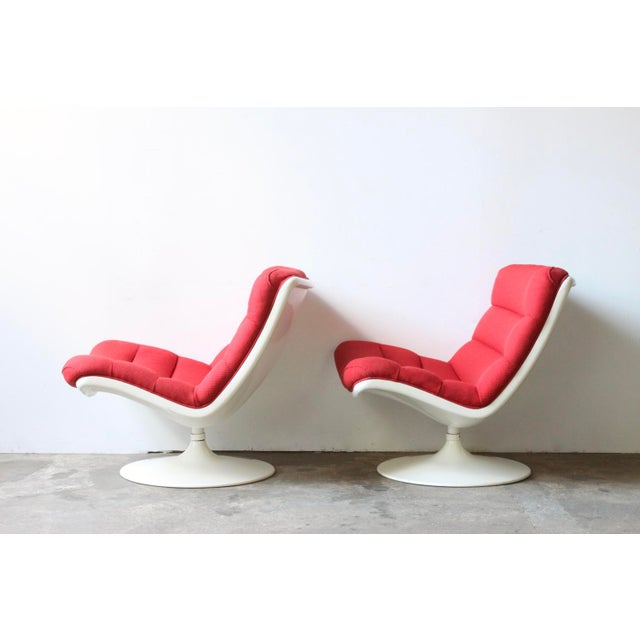 Geoffrey Harcourt F976 Lounge Chair - Image 3 of 7