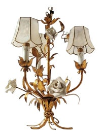 Image of Capiz Shell Chandeliers