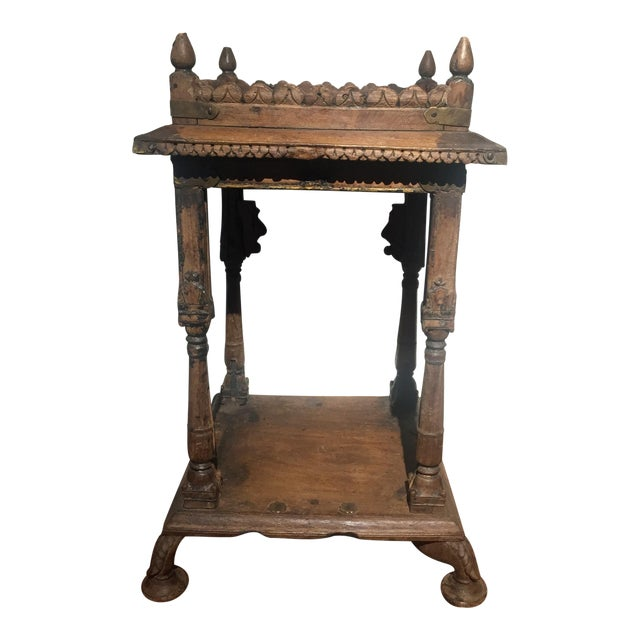 Antique Hindi Temple For Sale