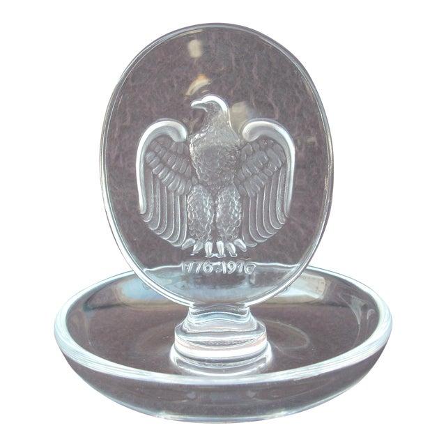 Lalique Crystal Ring Holder For Sale