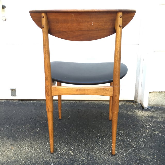 Mid-Century Walnut Writing Desk by Lane Furniture - Image 7 of 11