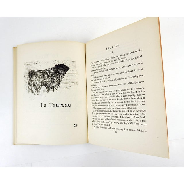 Paper Hunting With the Fox by Toulouse-Lautrec Book For Sale - Image 7 of 9