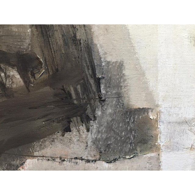 1960s Stanley Bate, Storm King Painting, Circa 1960 For Sale - Image 5 of 7