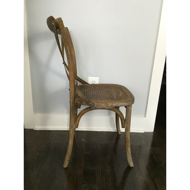 Restoration Hardware Madeleine Side Chair For Sale - Image 9 of 10