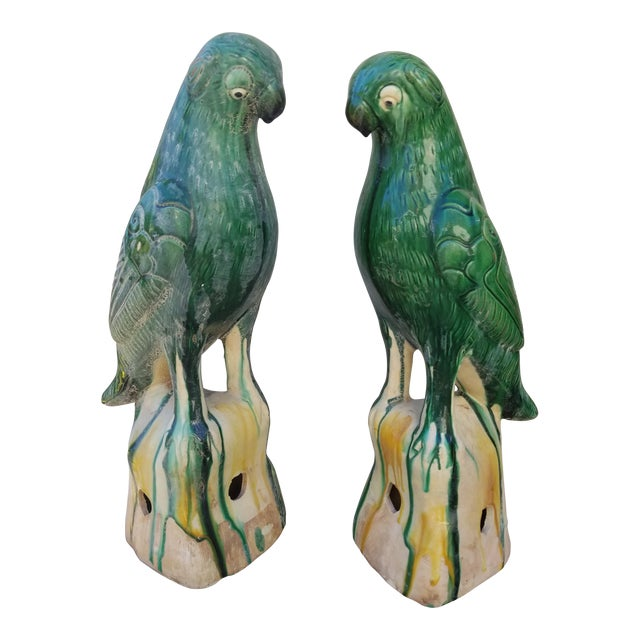 17inch Parrot Roof Finials For Sale