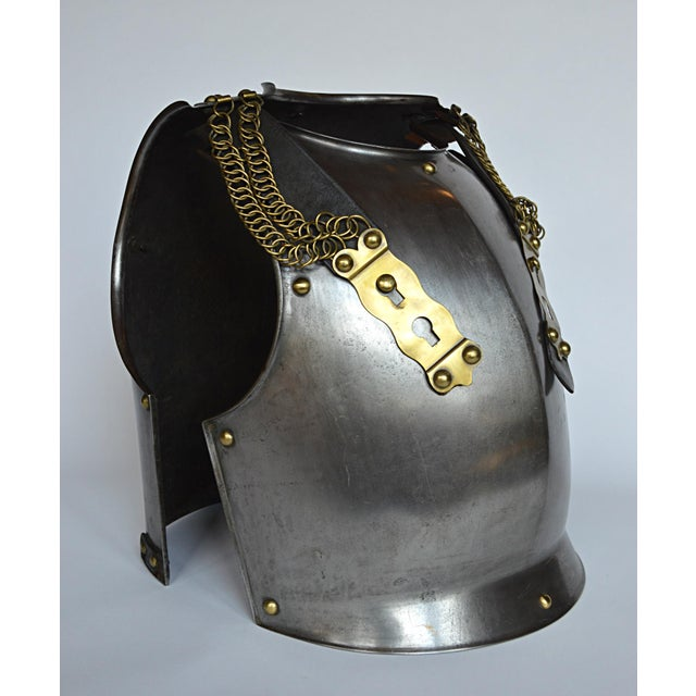 French Cuirassier's Breast and Back Plate - Image 2 of 11