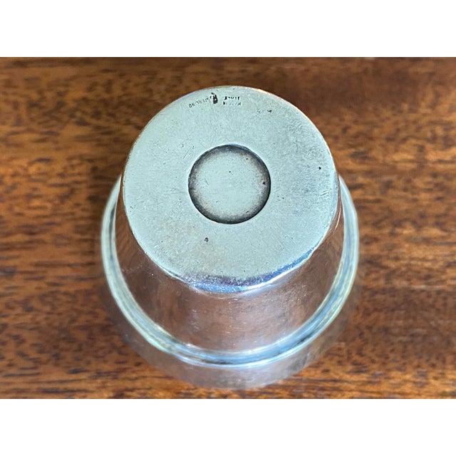 Bulgari Antique Bvlgari Sterling Silver Objet D'art For Sale - Image 4 of 8