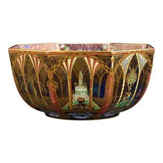 Wedgwood Fairyland Lustre Octagonal Bowl For Sale