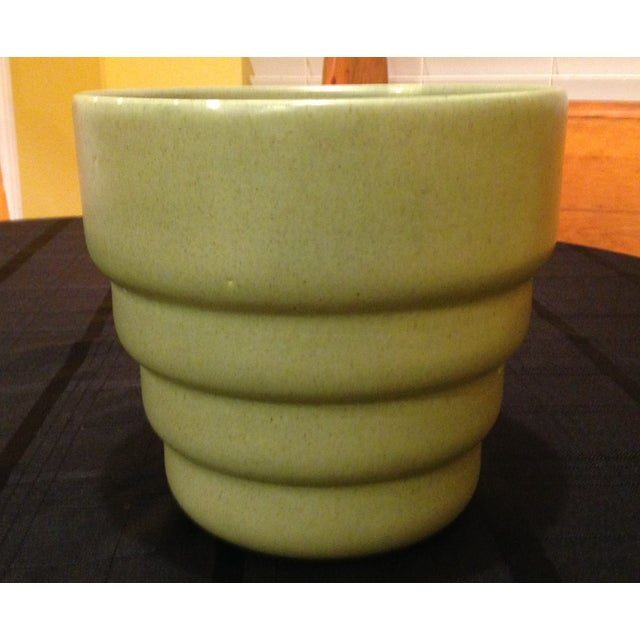 Vintage Haeger Tiered Modernist Planter - Image 2 of 6