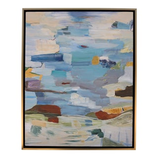 """""""Inversion Layers"""" Painting by Laurie MacMillan For Sale"""