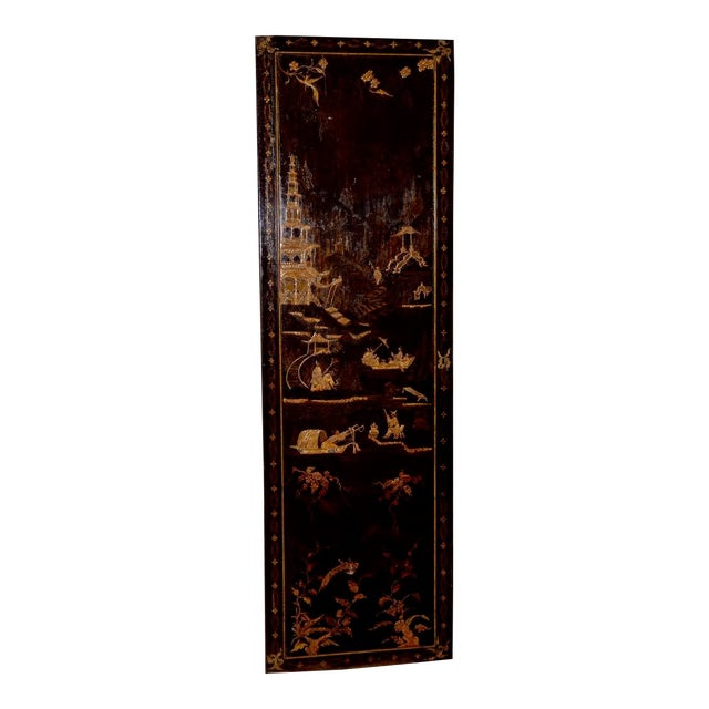 Impressive 18th to 19th Century Chinese Hand Painted Door Panels Absolutely stunning antique door panels. The door panels...