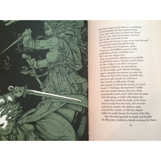 Beowulf, The Folio Society - Image 5 of 8