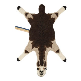 Doing Goods Lazy Lama Rug Small For Sale